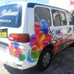 Vehicle Signage and Wraps